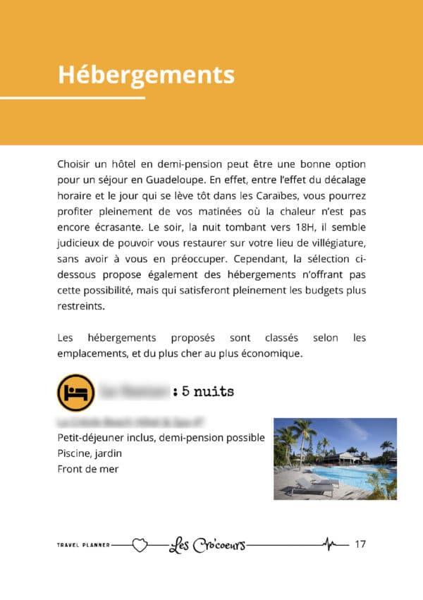 Carnet de voyage : circuit en Guadeloupe - Les Cro'coeurs Travel Planner & Blog Voyage