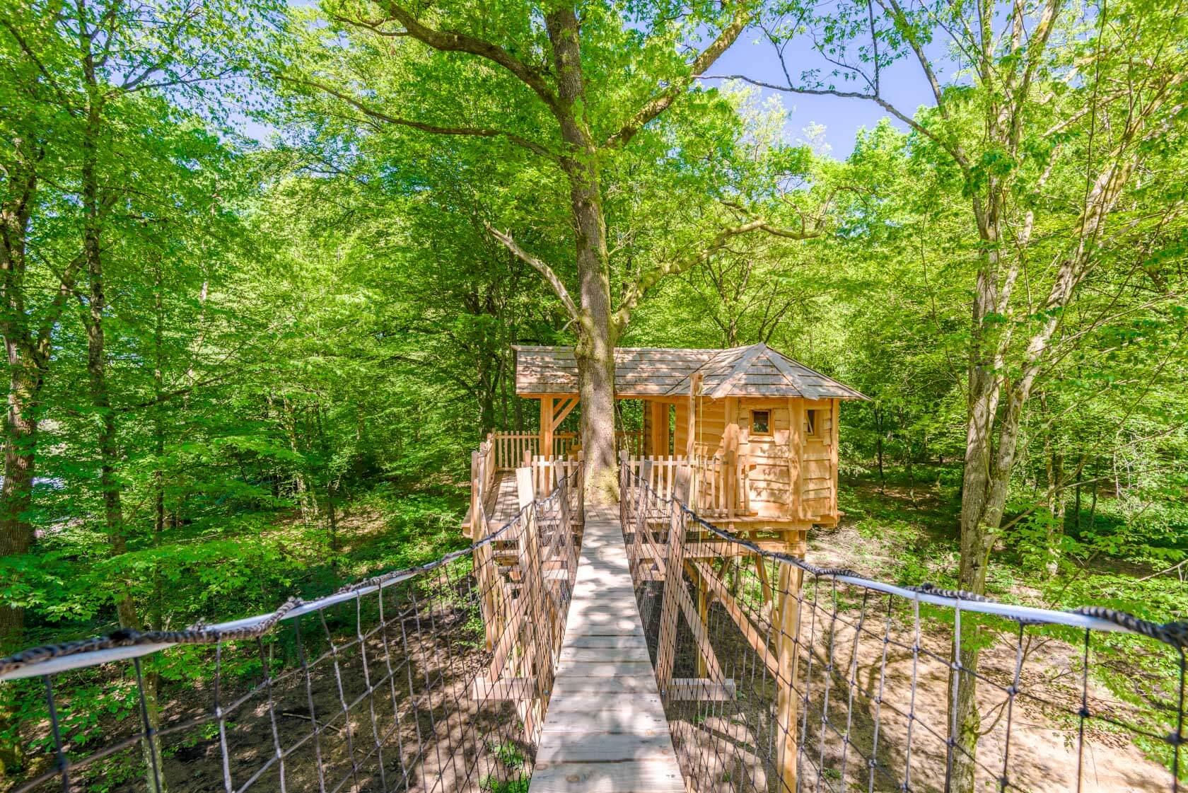 Hébergement insolite Lov'nid nature - Les Cro'coeurs Blog voyage