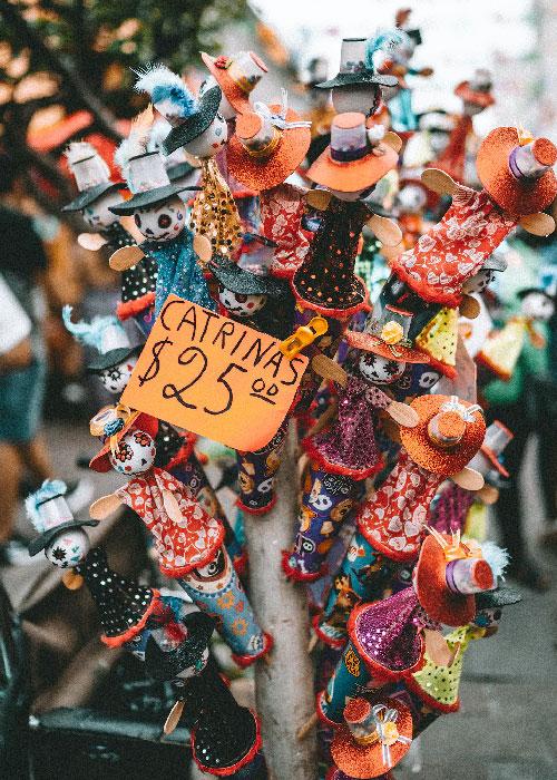 Dia de los Muertos Halloween au Mexique Les Cro'coeurs Travel Planner & Blog Voyage