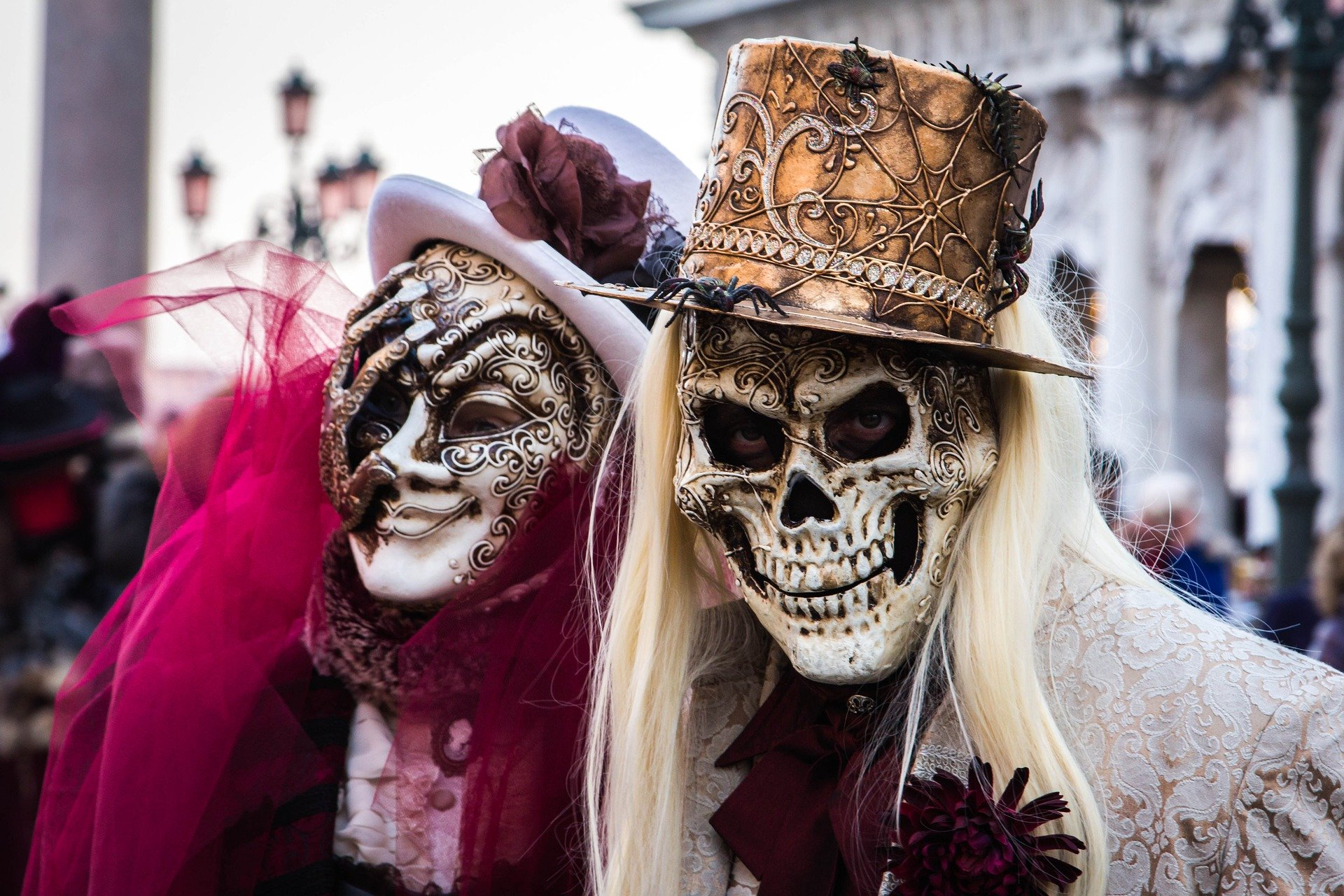 Venise - Idée de destination pour Halloween - Les Cro'coeurs Travel Planner & Blog Voyage
