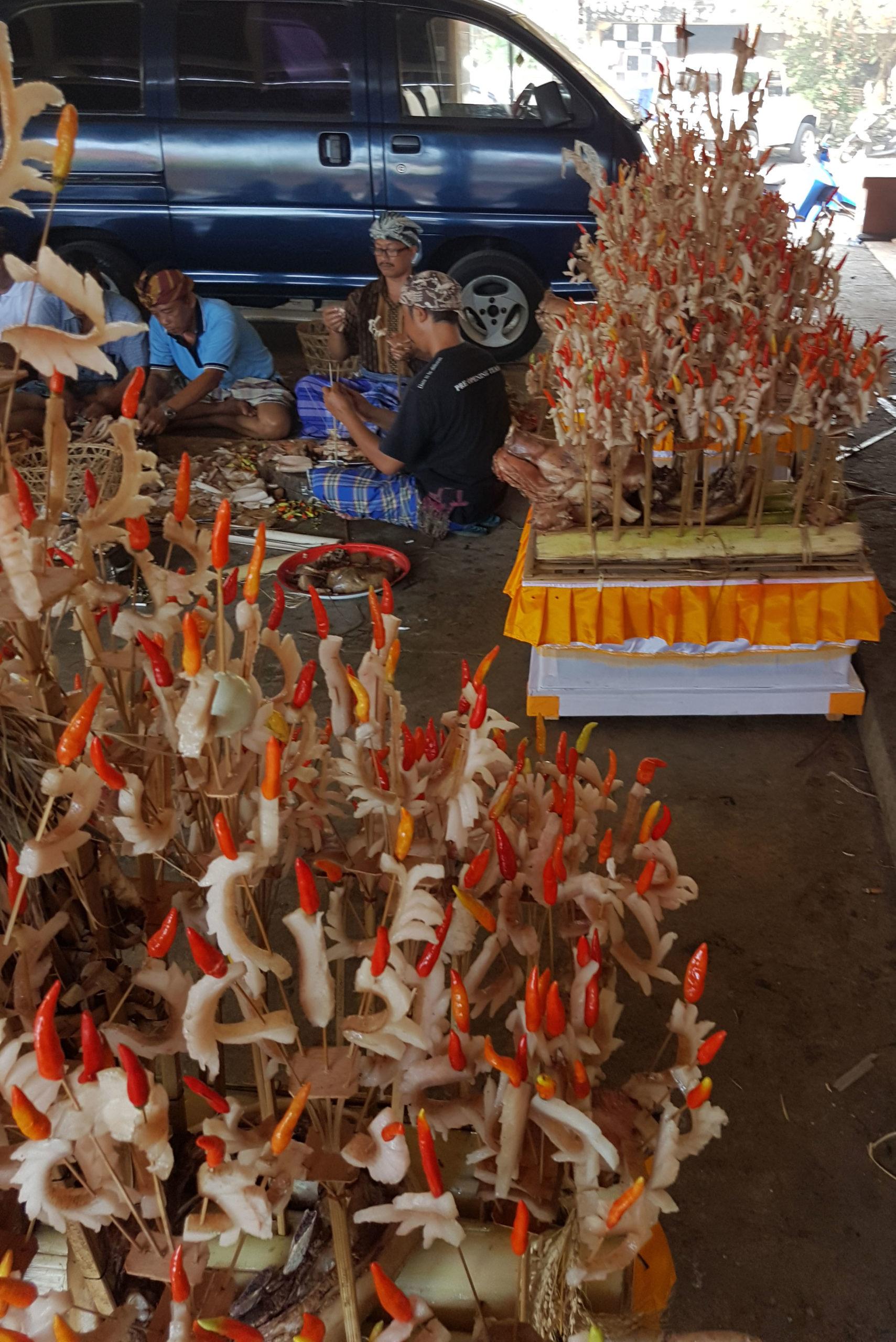 Tête Barong Ket Bali - Les Cro'coeurs Blog voyage