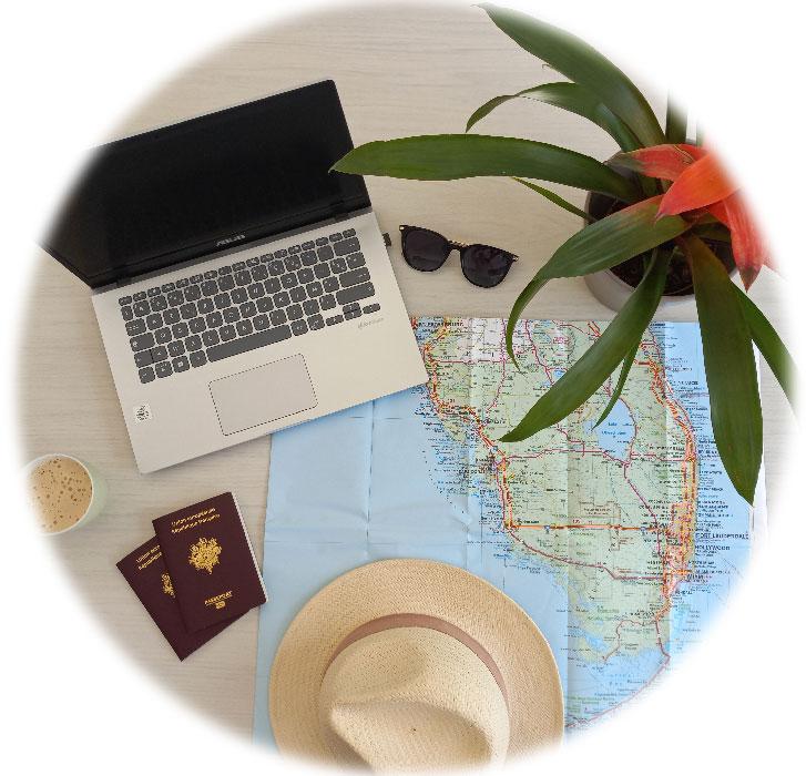 Organisation de voyages - Les Cro'coeurs Travel Planner & Blog voyage